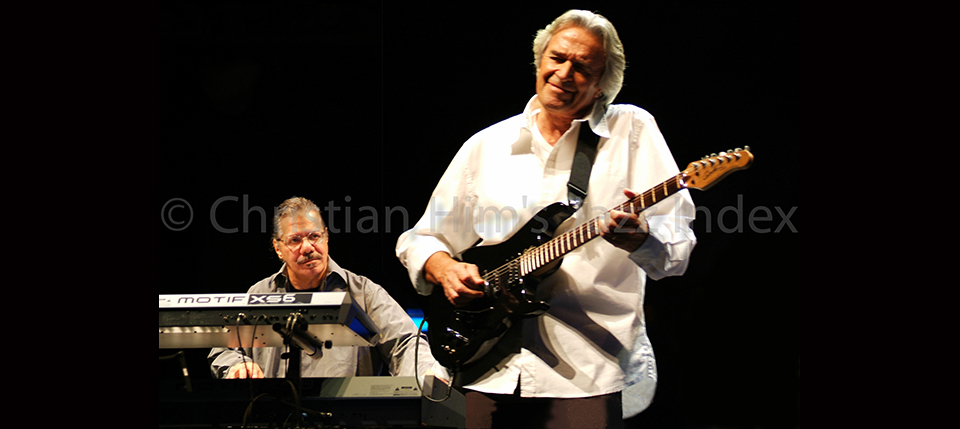 John McLaughlin + Chick Corea