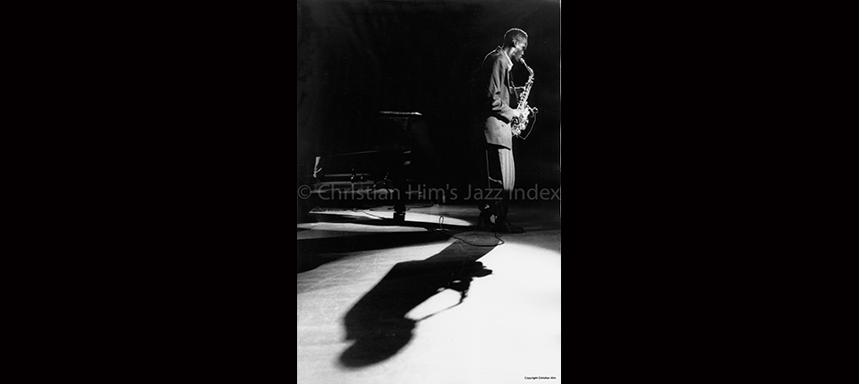 Steve Williamson HMV Poster (Top Dog for Jazz)